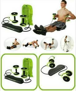 Revoflex Xtreme Workout Kit Wheeled Fitness Resist