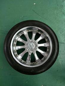 Landcruiser rim 22 inch