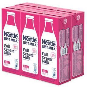 Nestle Just Milk