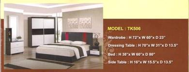 Future bed room set-8506