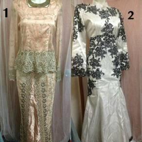 Baju&gaun; pengantin