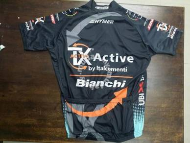 Bianchi Bicycle Basikal Jersey' PantsGel-Factory