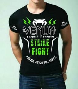 VENUM micro fibre jersey dry fit wear NEW