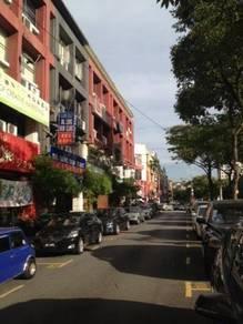 Taman Danau Desa Old Klang Road ground floor shoplot