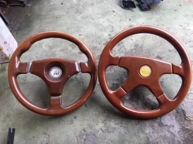 Steering walnut