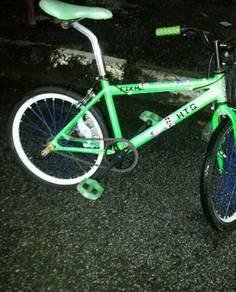 Basikal fixie mini