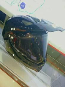 Fullface helmet touring replica agv AX-8 evo naked