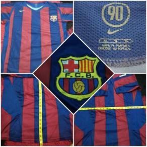 Barcelona home 2005 jersey jersi