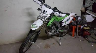 Kawasaki KLX 450cc (2010)