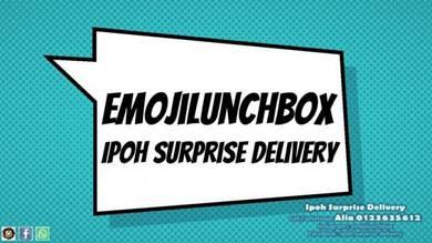 Surprise menglembu delivery