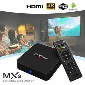 (BEL0W MARKET)- Tv Mxq decoder box