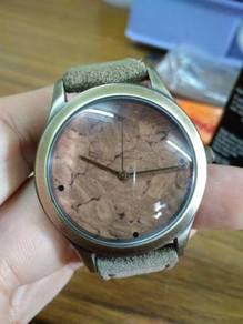 Original birkenstock watch by fossil