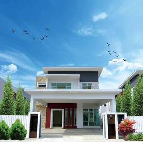 New property 2 storey bunglows senawang,n.sembilan