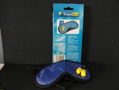 Travel Eye Set: Eye Mask + Ear Plug