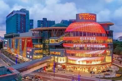 [MRT 4R IKEA] M VERTICA Maluri Cheras KL Bukit Bintang