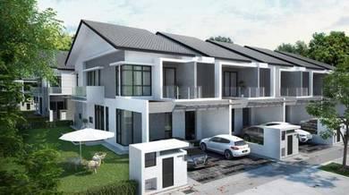 FREEHOLD 2 Storey Superlink House Rawang, in Kota Emerald and Anggun