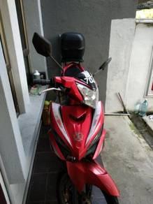 Yamaha LC135 2012 V2