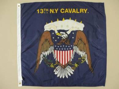 New York Cavalry Flag