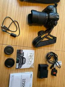 Nikon D D7200 24.2MP Digital SLR Camera