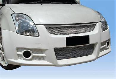 Suzuki Swift 2008 Sport Bodykit Fiber