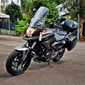 Honda NC750X Japan Recon Unregistered XADV