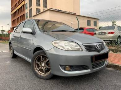 Used Toyota Vios for sale