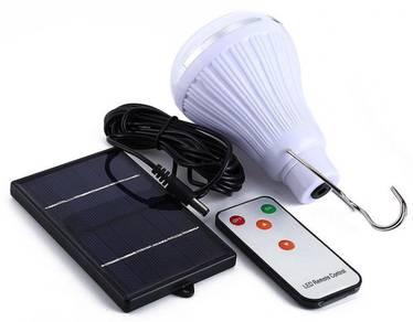 20 LED remote control solar light