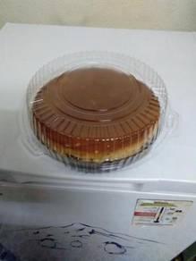Kek coklat caramel