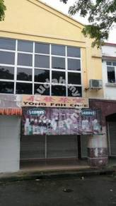 2 storey Intermediate Shoplot at Permyjaya Phase 1, Miri