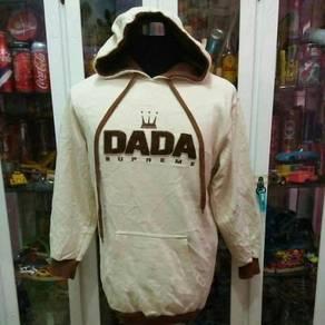Vintage 90's Damani Dada Supreme Big Logo Hoodies