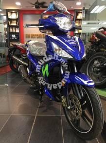 SYM Sport Rider 125i LE (Movistar)-90% credit