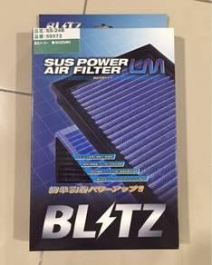 Original blitz air filter for suzuki swift