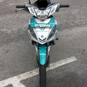 2009 Yamaha 135LC