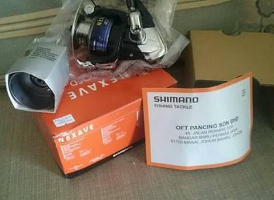 Reel SHIMANO 4000FD NEXAVE (New)