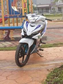Yamaha 135lc ingin dijual