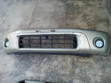 Bumper Honda Crv RD1 Fullmark Foglamp