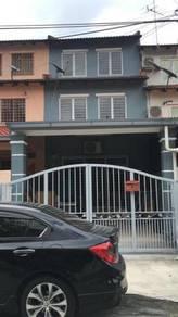 Desa Setapak 2.5sty Fully Renovated 3+1Bedrooms