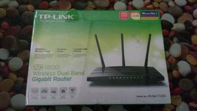 Tplink router ac1200 wireless dual band
