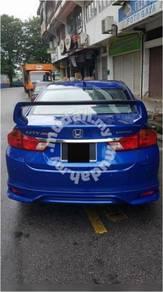 Honda city type r spoiler bodykit with paint