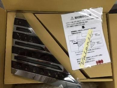 Used Vellfire / Alphard Valenti Tail Lamp (Taiwan)