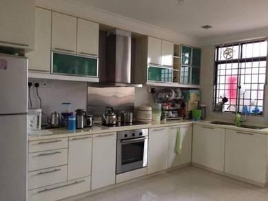FULLY RENOVATED 20X100 Double Storey Terrace Sg Ara
