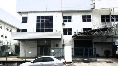 2.5 Storey Warehouse/Factory At Seberang Jaya
