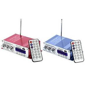 Hi-fi stereo output power amplifier usb / sd card