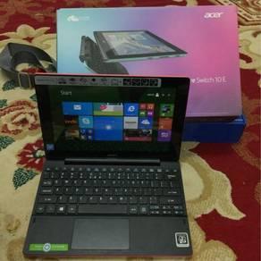 Notebook Acer Aspire Switch 10 E Fullset
