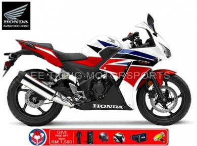 Honda CBR250R 249cc 23HP New Year Promotion