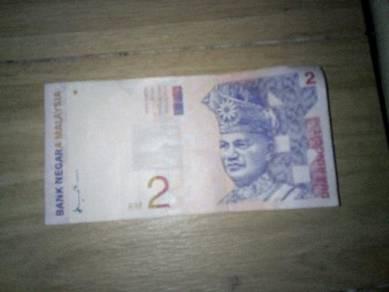Duit RM2.00 lama