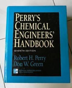 Buku Perrys Chemical Engineers Book
