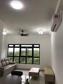 Iskandar Puteri Meridin Apartment (Fully Furniture) High Floor