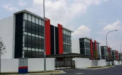 Suntrack Hub Bangi Semi D Factory for RENT