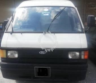 Van Panel untuk membawa barangan